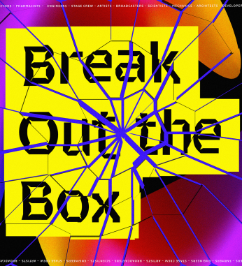 Break out the Box - campaign image