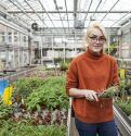 Sally, horticultural technician at University of Cambridge