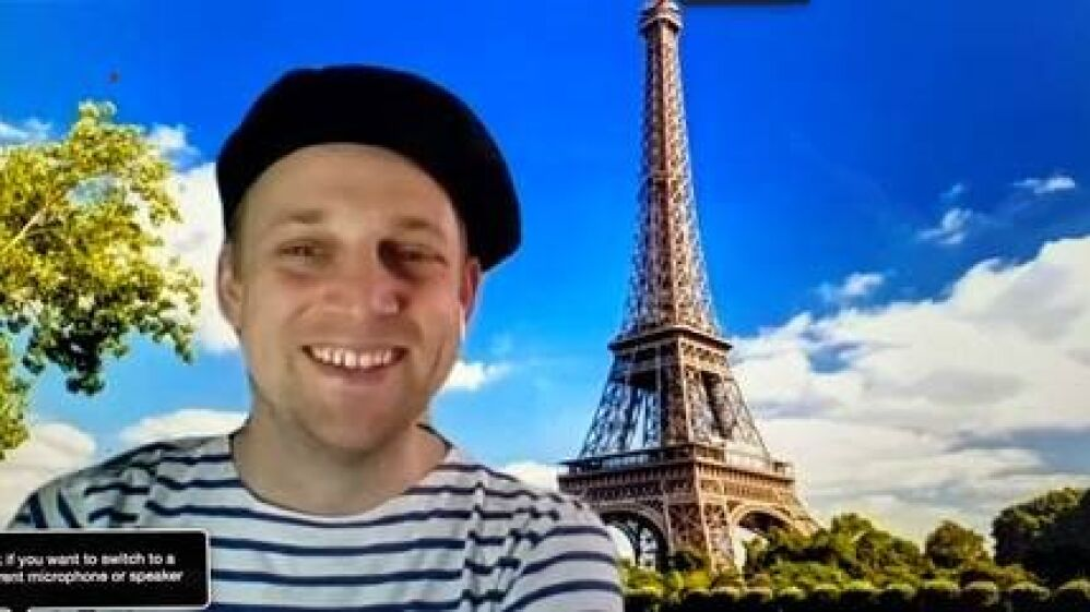 Tom from a digital Paris