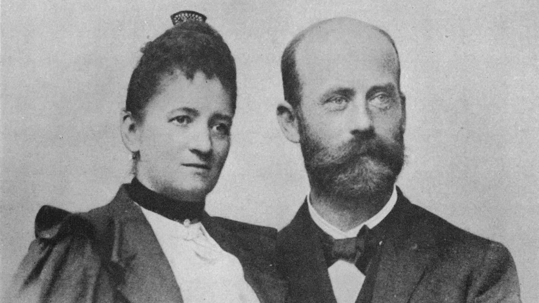 Fanny and Walther Hesse